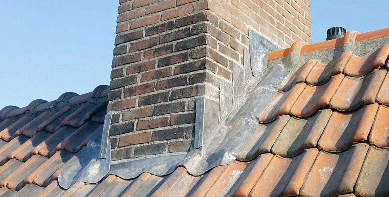 Vaak Reparatie dak lood - Dakenrenovatie CF15